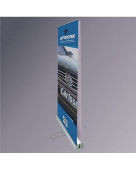 Double Sided Pullup Banner
