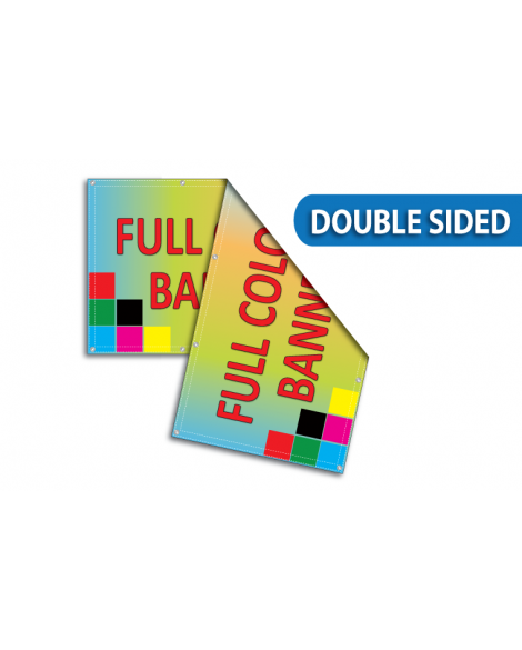 Vinyl Banners Double Sided